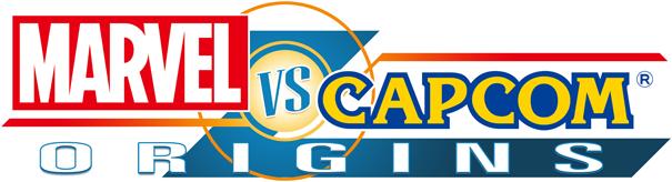 Marvel Vs Capcom Origins logo LCDE