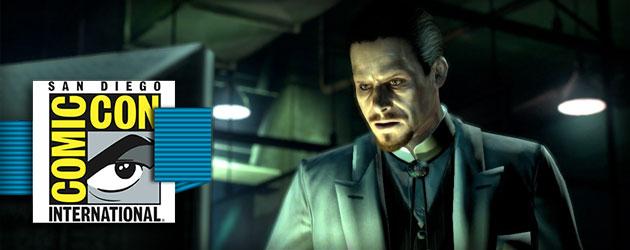 Resident Evil 6 en la Comic-Con 2012