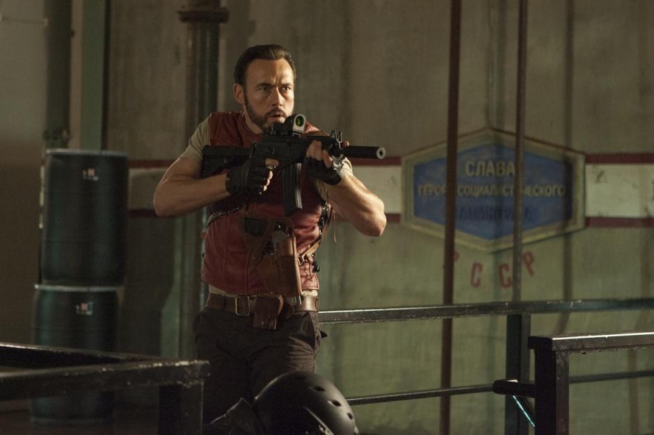 Kevin Durand en Resident Evil: Venganza