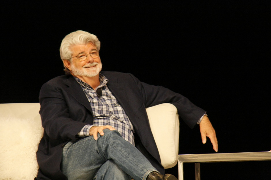 Star Wars Celebration George Lucas