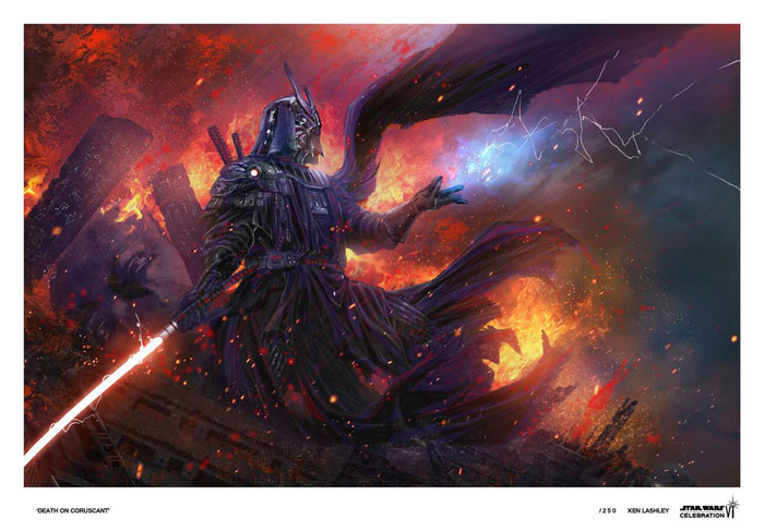 Star Wars Celebration VI Death On Coruscant