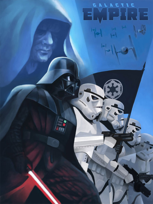 Star Wars Celebration VI Galactic Empire