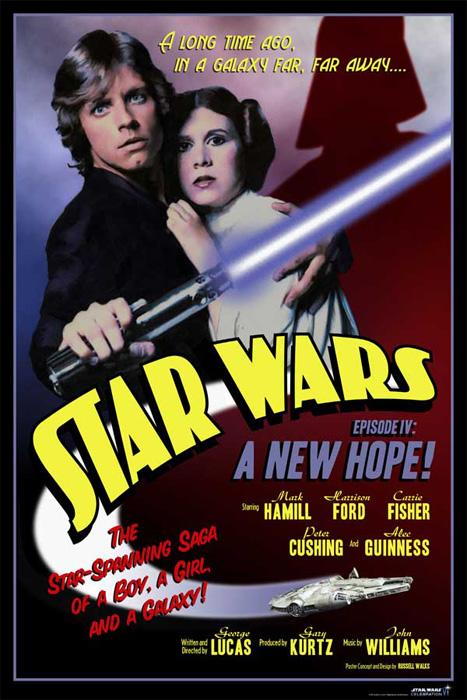 Star Wars Celebration VI Star Wars 1937