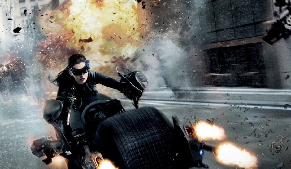 Catwoman en The Dark Knight Rises