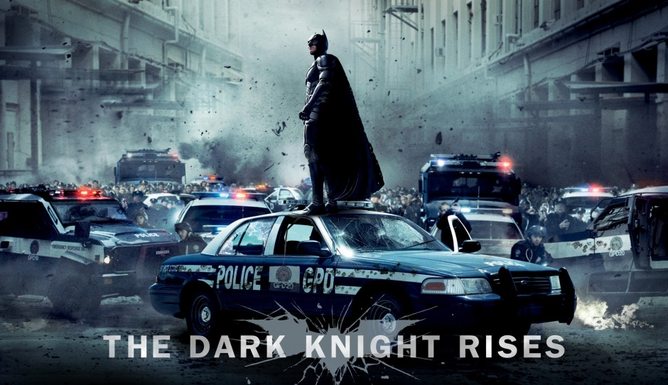 Batman en The Dark Knight Rises