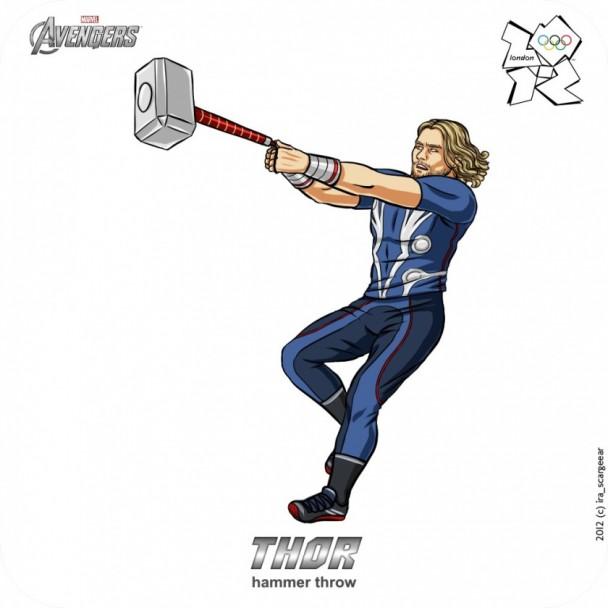 thor-olimpico