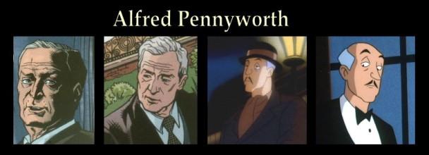 Versiones de Alfred