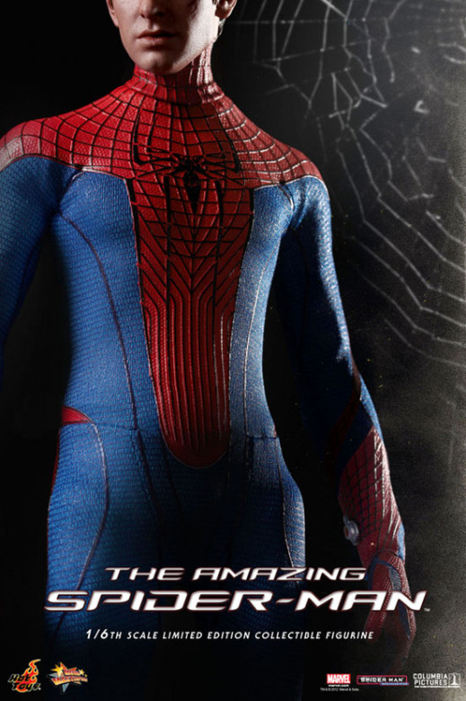 Hot Toys - The-Amazing Spider-Man