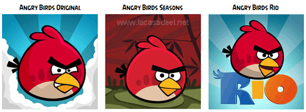 angry birds nintendo 3ds LCDE