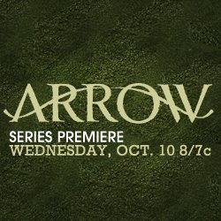 arrow serie estreno