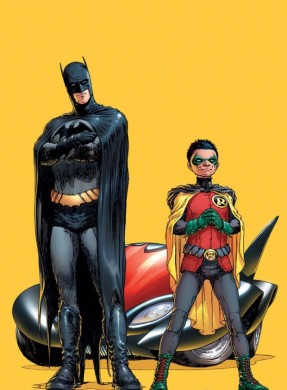 Robin-y-Batman
