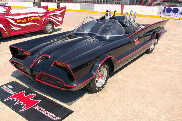 documental del batmobile