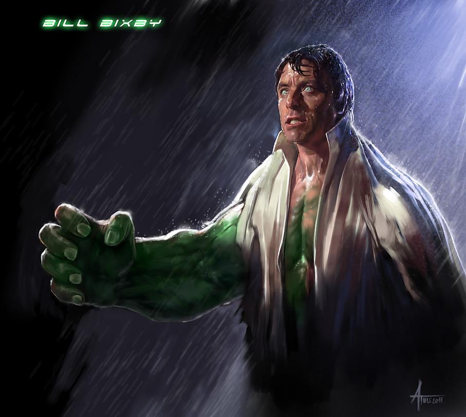 bill bixby hulk