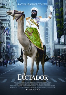 Poster de El Dictador