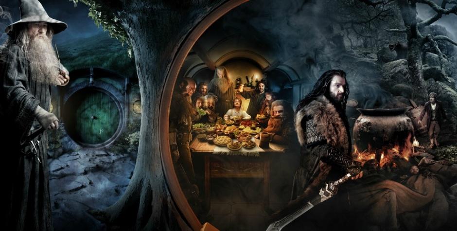 the hobbit trilogia