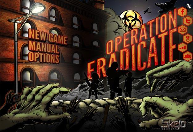 Operation Eradicate