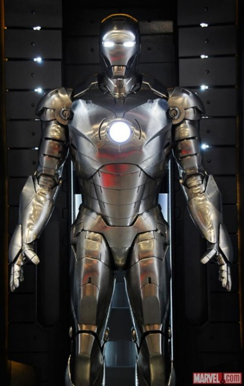 iron man 3 hall of armor 2