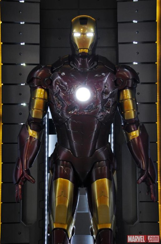 iron man 3 hall of armor 3