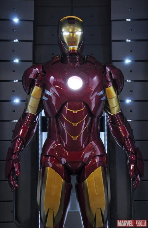 iron man 3 hall of armor 4