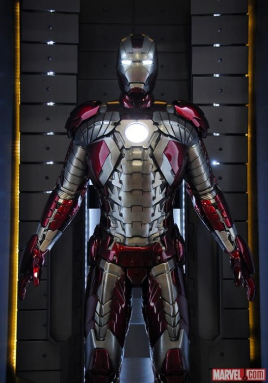 iron man 3 hall of armor 5