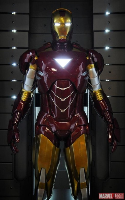 iron man 3 hall of armor 6