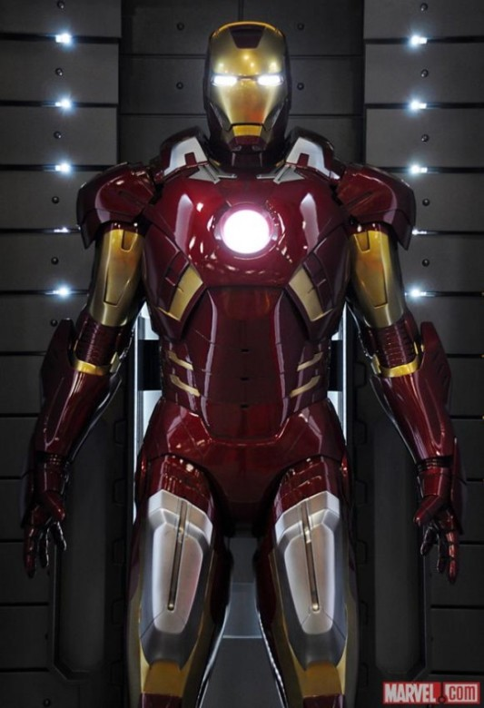 iron man 3 hall of armor 7