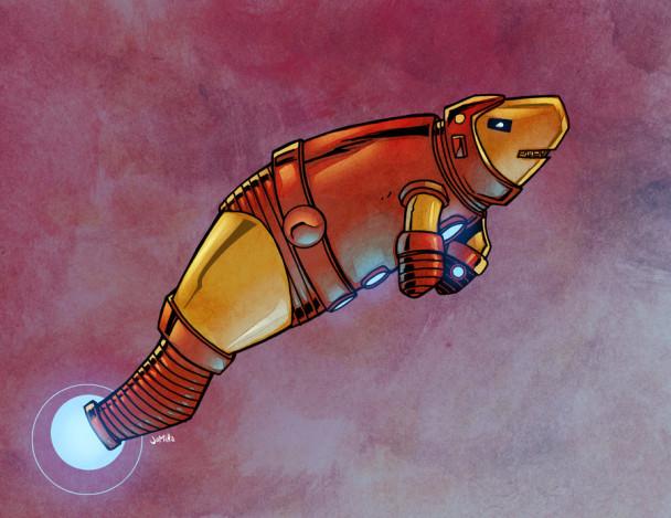 iron manatí