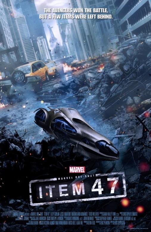 item 47 poster del corto comic-con 2012