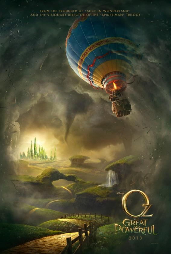 póster de Oz