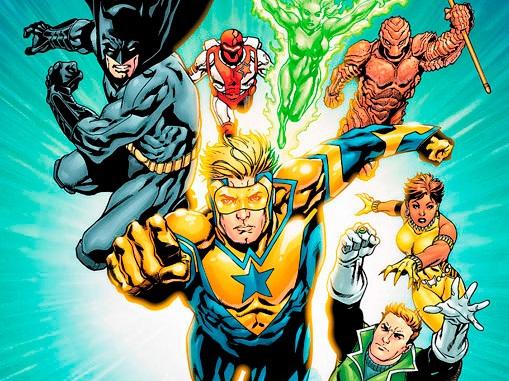 justice league international portada