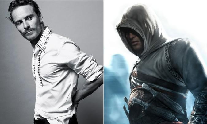Michael Fassbender en Assassins Creed