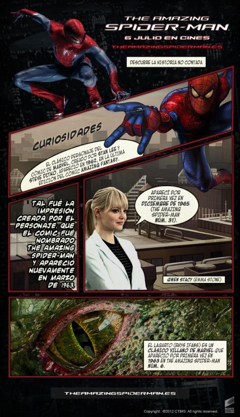 Libro de Prensa de The Amazing Spiderman