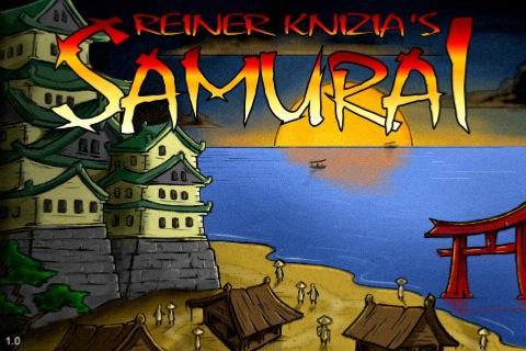 Reiner Knizia's Samurai