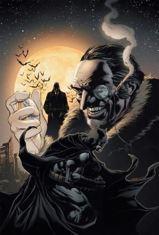 Portada del Detective Comics 13