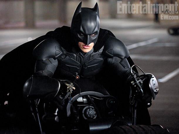 Batman-batpod