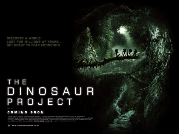 the dinosaur project la pelicula
