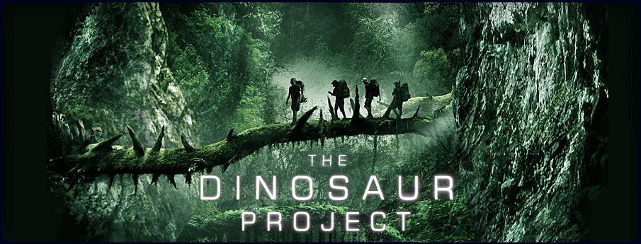the dinosaurs project la pelicula