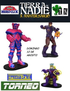 Heroclix Haunt of Da Rage