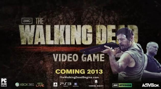 walking dead videojuego