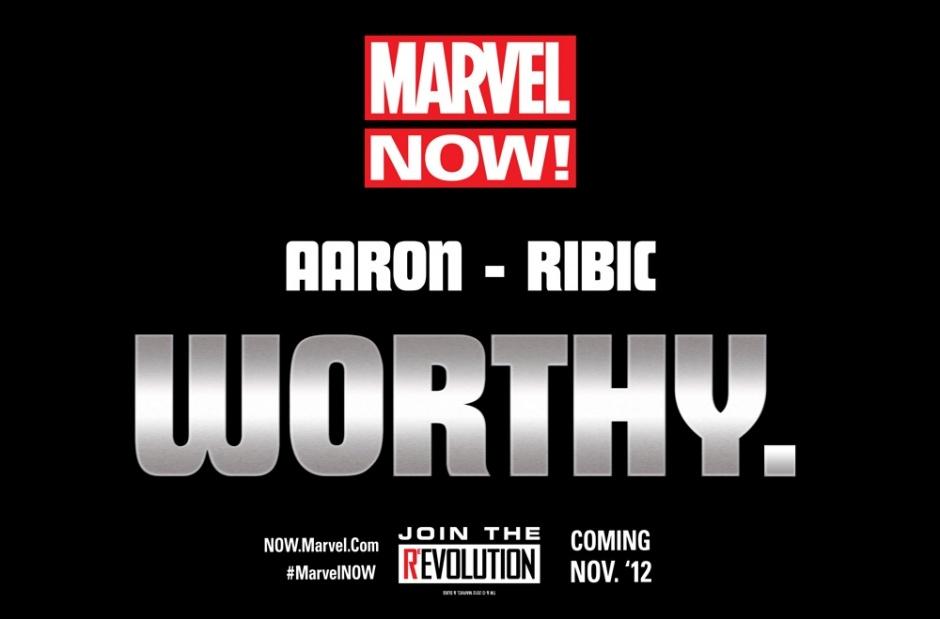 Teaser de Worthy Thor