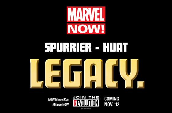 Teaser de X-Men Legacy