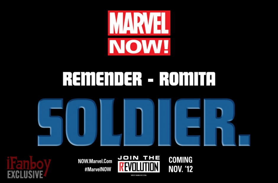 Teaser de Winter Soldier