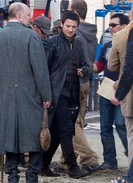 Set rodaje Hansel y Gretel Witch Hunters