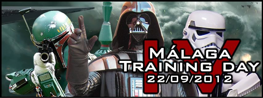 Málaga Training Day IV Legion 501