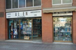Alien el 8º coleccionista Barcelona