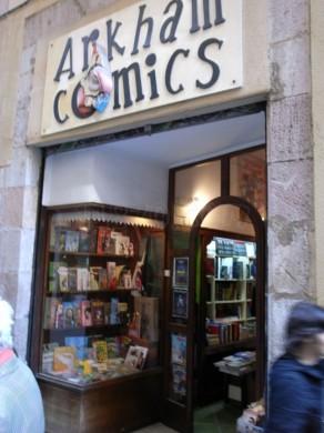 Arkham Comics Barcelona