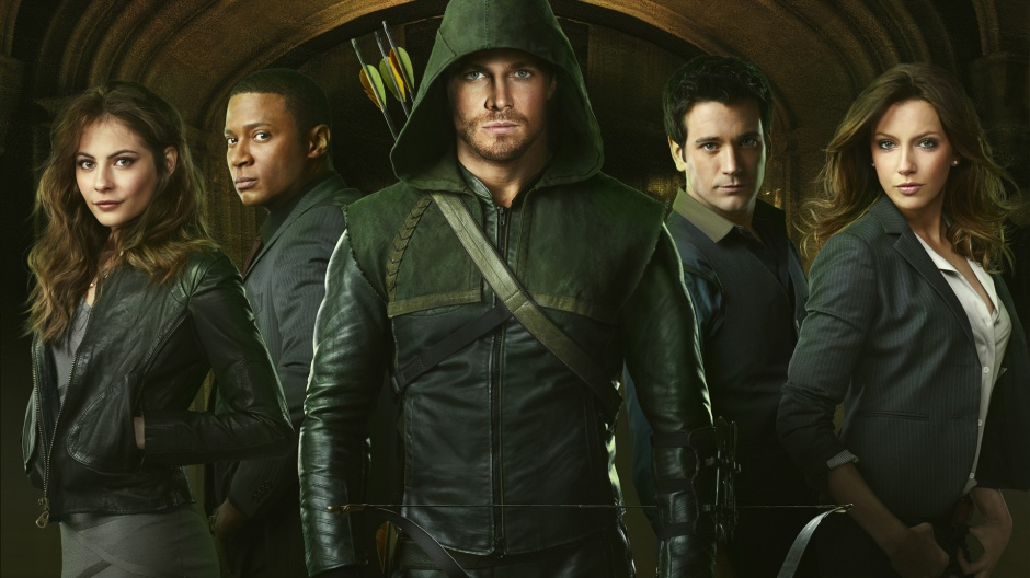 Póster de 'Arrow'