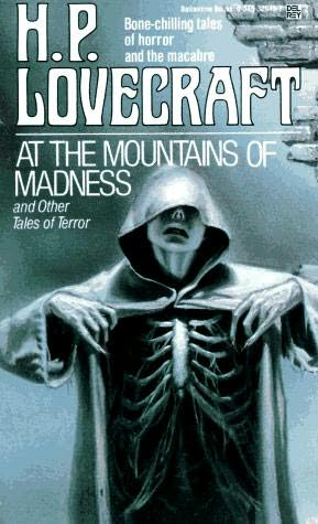 At the Mountains of Madness portada Lovecraft