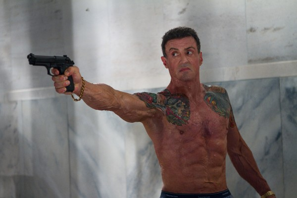 Sylvester Stallone en 'Bullet to the Head'