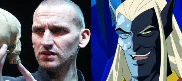 "Christopher Eccleston será Malekith el Maldito en ""Thor: The Dark World"""